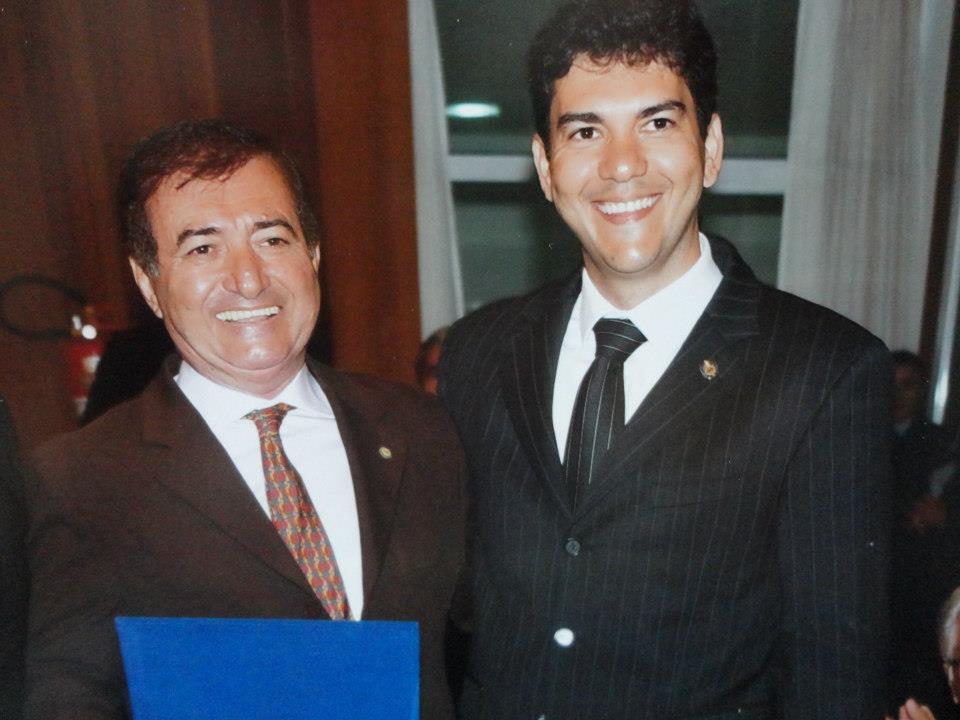 Apontado como financiador do esquema, Carlos Braide doou R$ 50 mil para campanha do filho