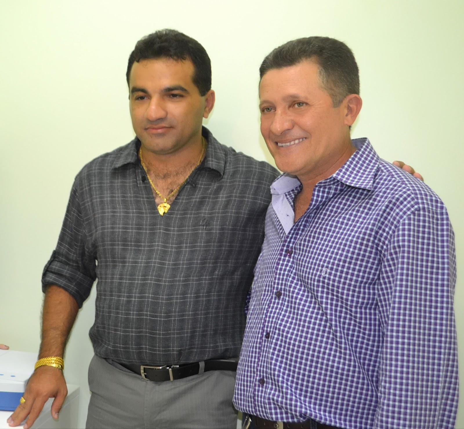 Em 2012, deputado Josemar elegeu seu motorista, Auricelio para comandar prefeitura.
