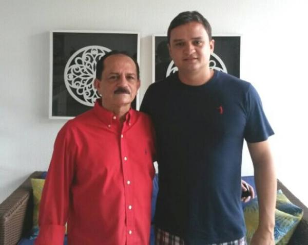 Dr. Julinho e seu filho